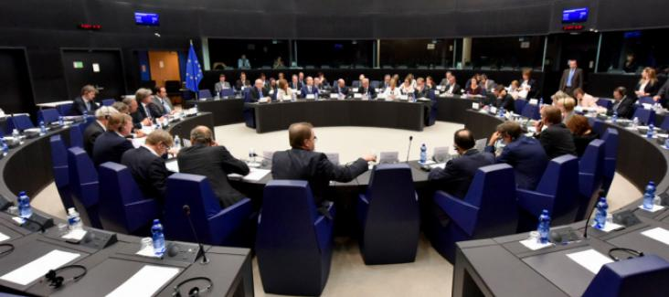 Meeting of EU Presidents. Source: European Union 2015, EU Parliament