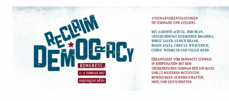 The website www.reclaim-democracy.org