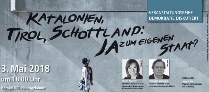 Katalonien, Tirol, Schottland – Ja zum eigenen Staat?