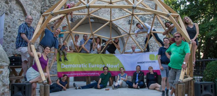 Launch of the European Public Sphere