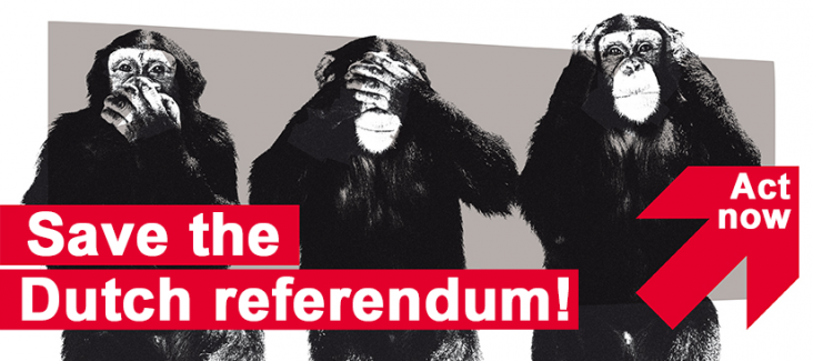 Save the Dutch Referendum