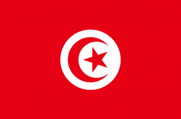 Flag of Tunisia (Source: Wikipedia)