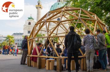 The European Public Sphere. Photo by Edda Dietrich.