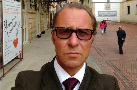 Professor Matt Qvortrup