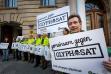 Glyphosate protest Bund für Umwelt und Naturschutz Deutschland