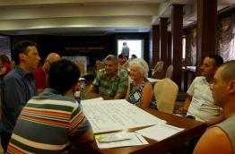 Summer Academy by Democracy International in Burgas, Bulgaria, in 2012
