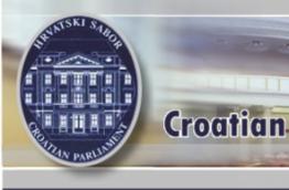 The Croatian Parliament, www.sabor.hr