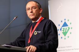 Eduardo Chagas is General Secretary of Fair Transport Europe