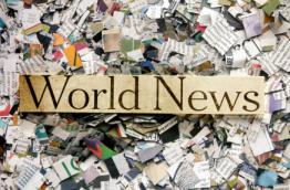 World news. Photo courtesy of Adobe Stock