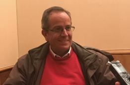 Alberto Acosta (Photo: Bruno Kaufmann)