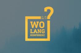 WO LANG Konferenz