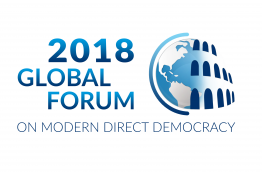 2018 Global Forum on Modern Direct Democracy