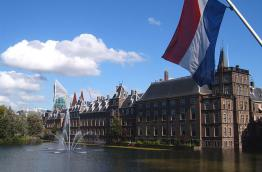 The Binnenhof, seat of the Dutch Senate and Parliament (Photo: Wikipedia)