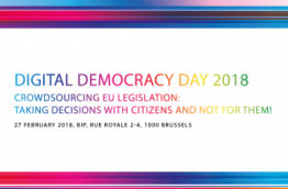 Digital Democracy Day 2018