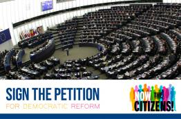 Sign the petition - Now the Citizens