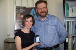 Elisa Bruno and Vassilis Perantzakis proudly present the ECI app