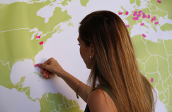 A preview of the Global Community platform was presented in Rome at the Global Forum on Modern Direct Democracy