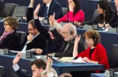 Members of the European Parliament. Source: European Parliament 2014, creative commons
