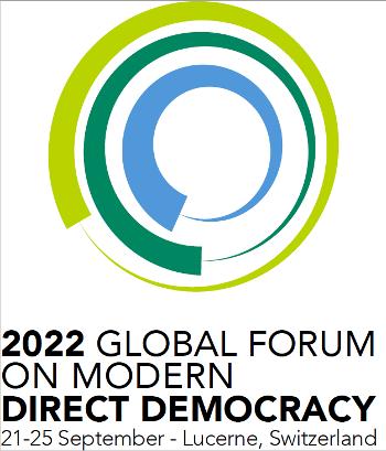 Photo Global Forum on Modern Direct Democracy 2022