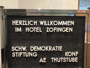 Photo Konferenz Zofingen
