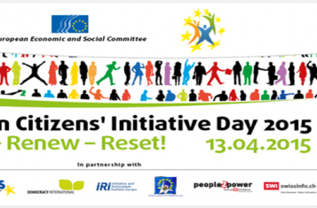 The official poster of ECI day 2015